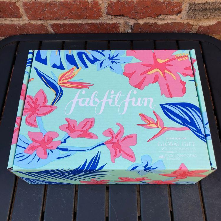FabFitFun Summer 2019 Box