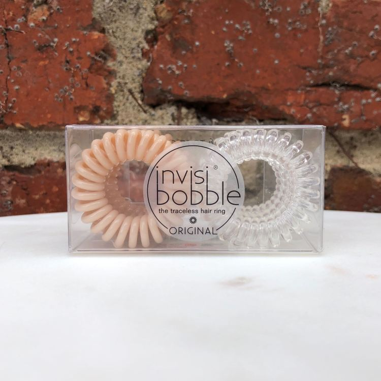 Invisibobble Original Duo Pack | FabFitFun