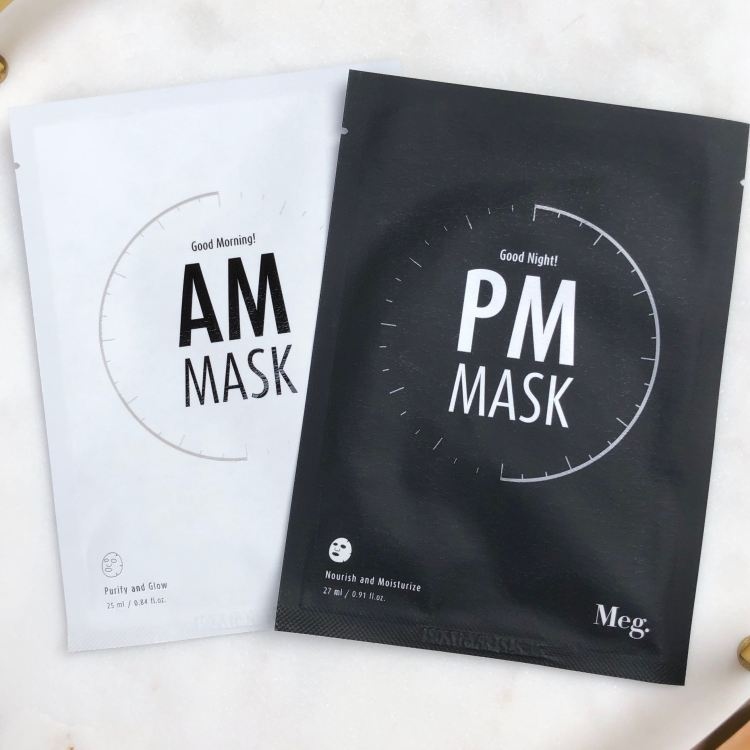 Meg AM Mask and PM Mask