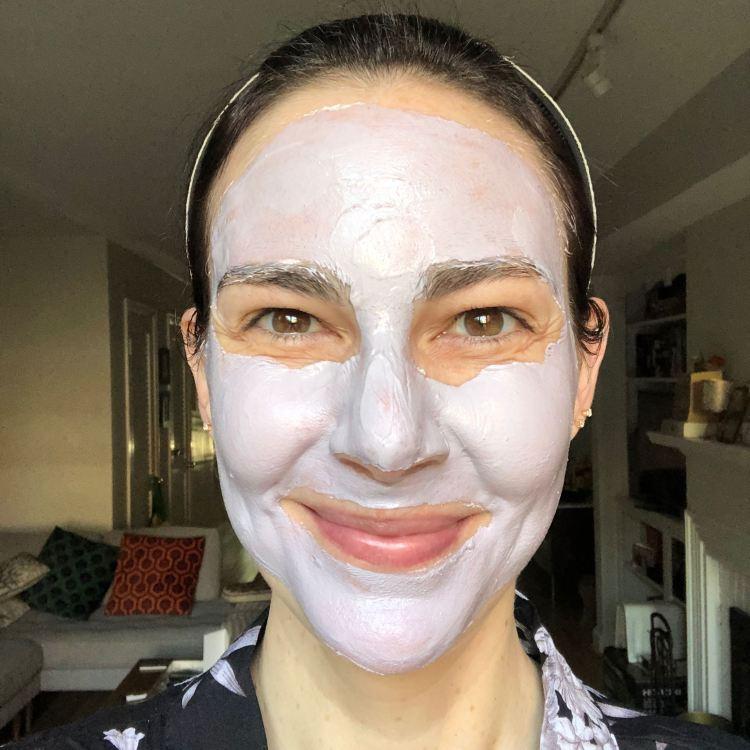 Generation Clay brightening mask