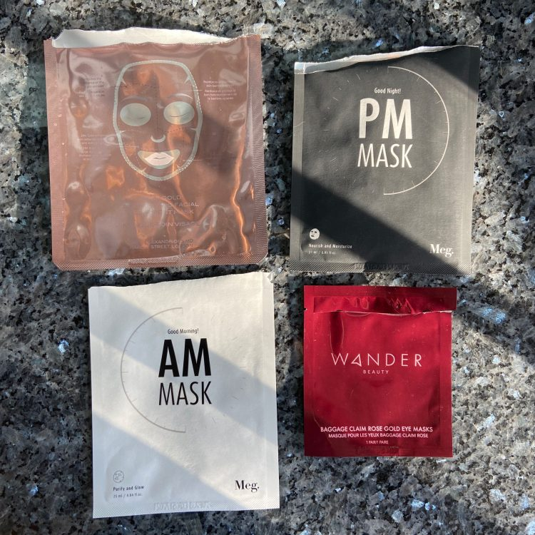 November 2019 mask empties
