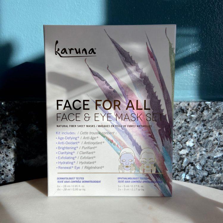 Karuna Face for All Mask Set