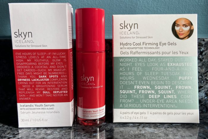 Skin care gifts from Skyn Iceland