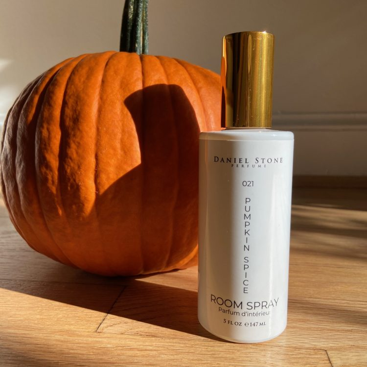 Stone Candles Room Spray in Pumpkin Spice