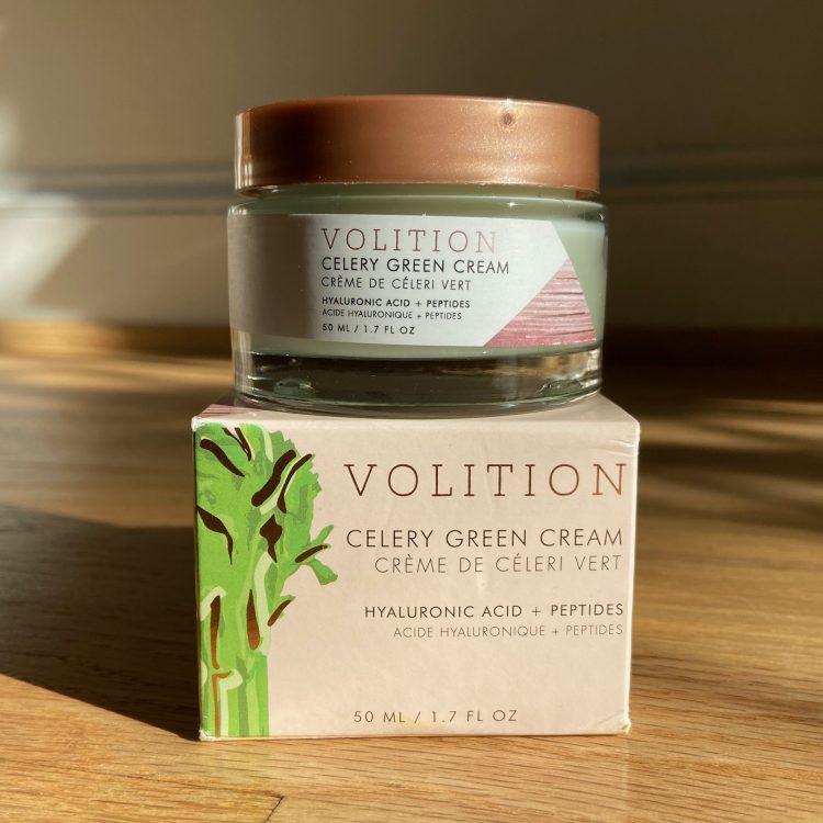 Volition Beauty Celery Green Cream