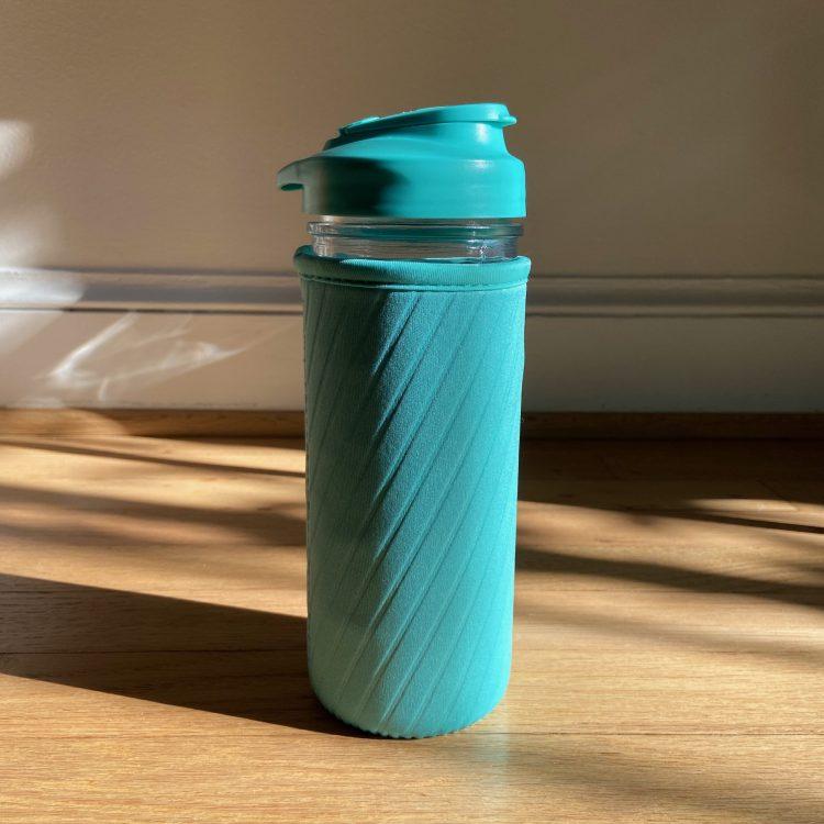 Masontops Glass Water Bottle