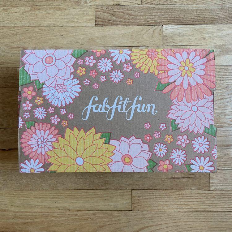 Spring 2021 FabFitFun Box Design