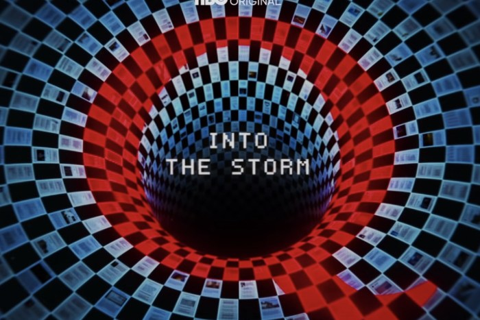 Q Into the Storm poster
