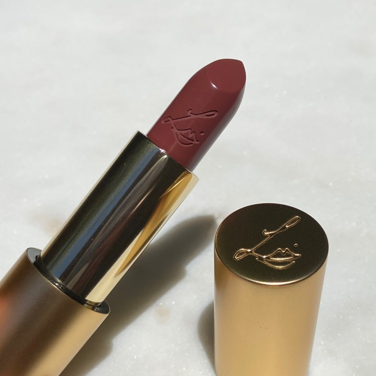 Luxuriously Lucent Lipstick in Painterly