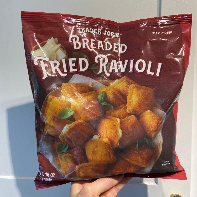 TJs Breaded Fried Ravioli