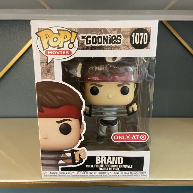 Goonies Brand Funko Pop