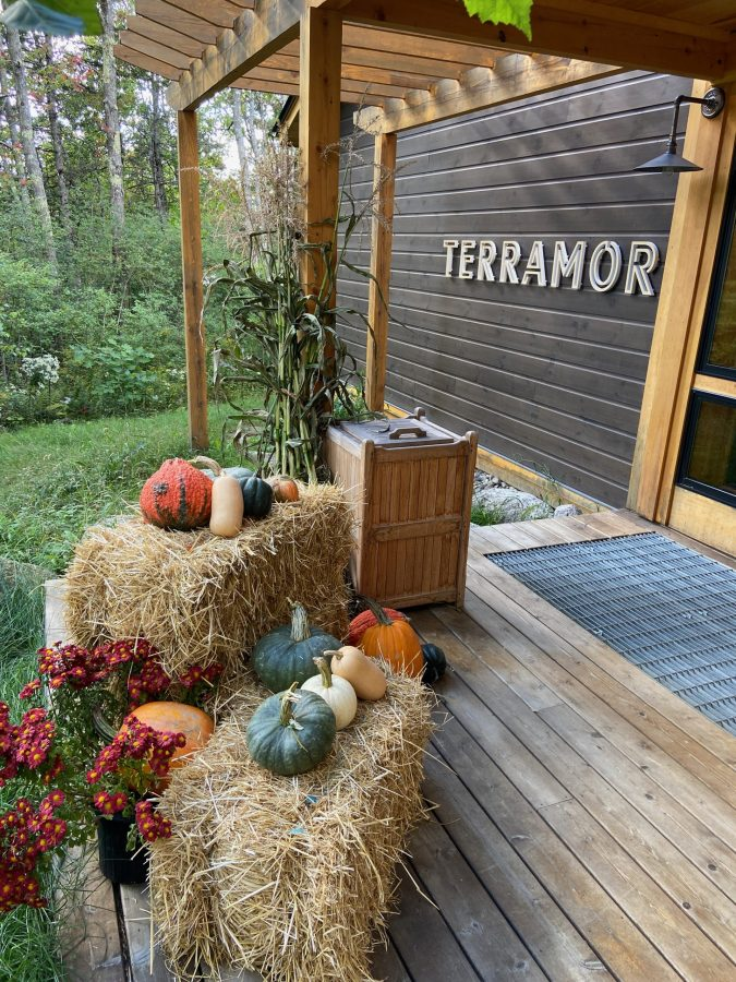 Terramor lodge entry