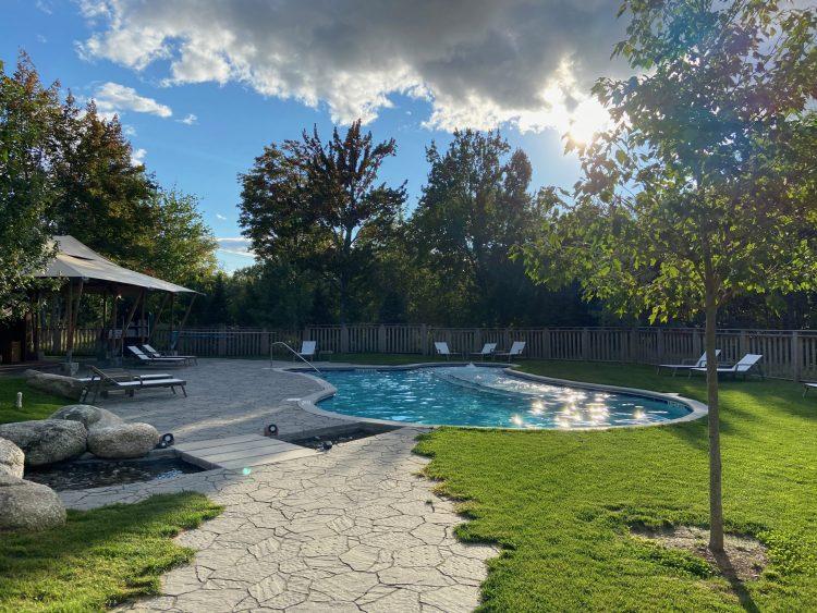 Terramor pool