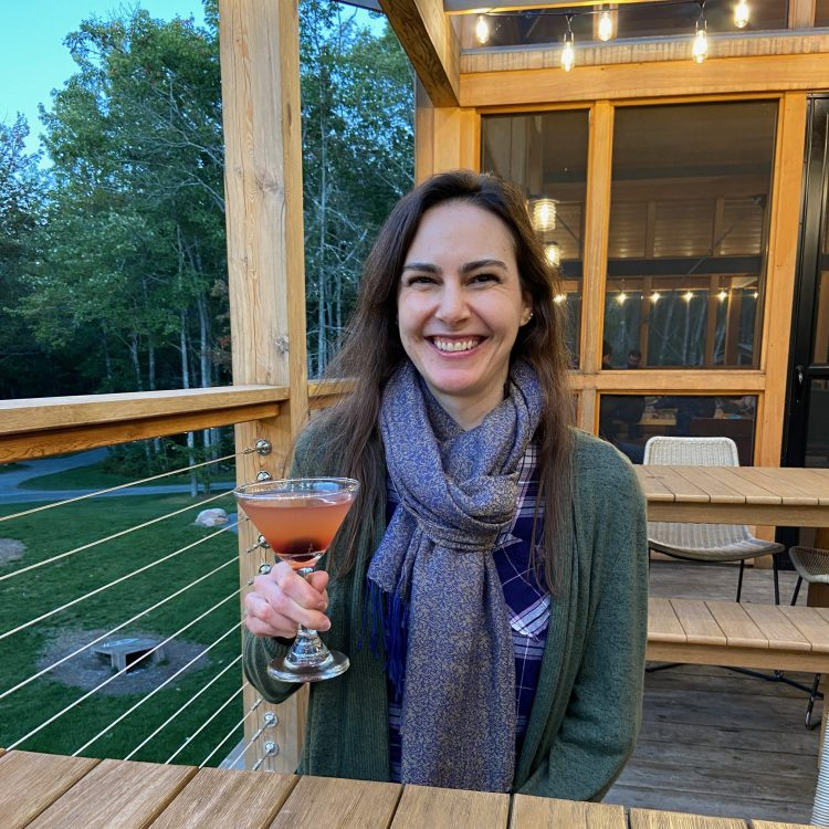 Cocktail at Terramor lodge