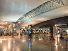 At Brunei International Airport