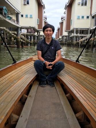 Is it Venice or Brunei?
