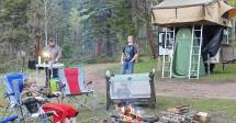 ins and outs of dispersed camping