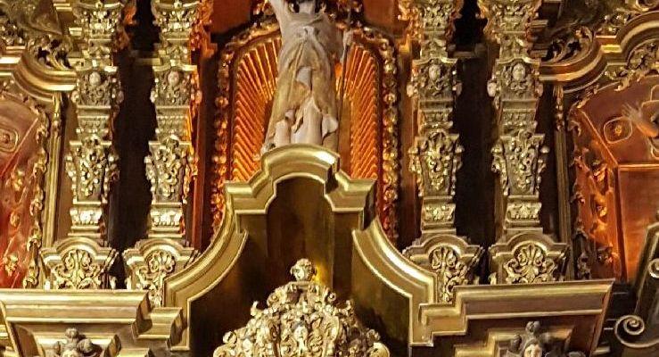 CUBA'S OLDEST CHURCH – IN REMEDIOS