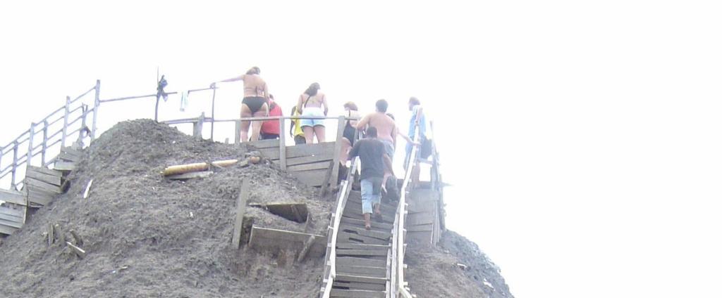 El Totumo Mud Volcano in Colombia. Photo © AdventuresofMidlife.com
