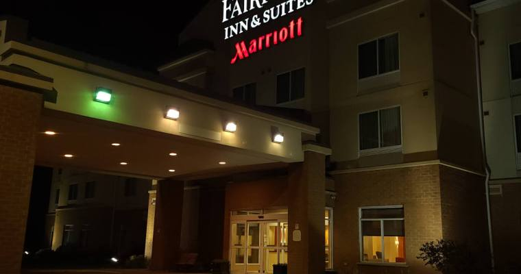 Marriott Fairfield Inns & Suites in Sudbury