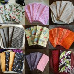 Cloth Napkins A Fun Beginner S Sewing Project Adventures Of Sweet Monday
