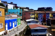 Valpariso - the most colorful city!