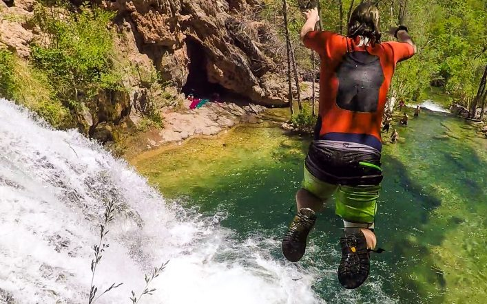Arizona's Best Swimming Hole: Fossil Creek