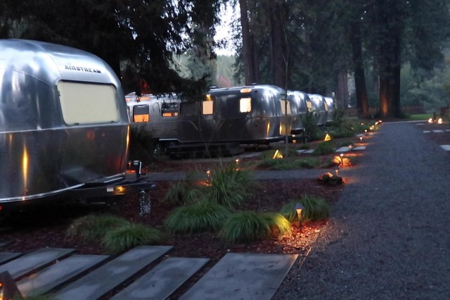 Autocamp glamping
