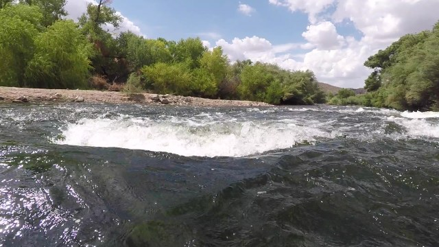 Salt River rapids