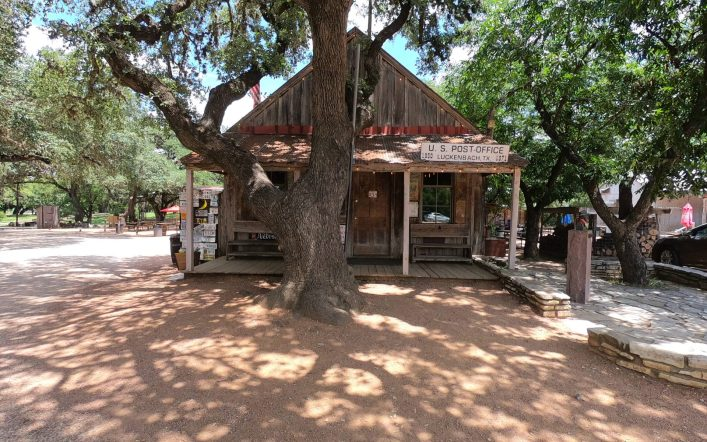 Luckenbach Texas Is Waiting          For You To Stop In