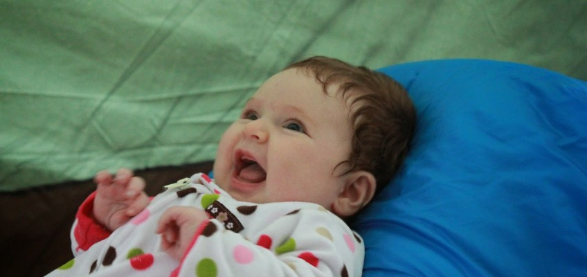 Camping with Baby/Toddler – Sleep