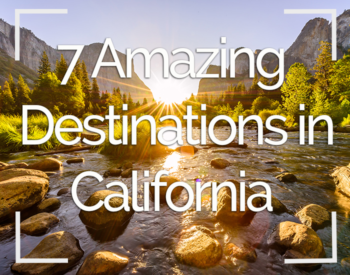 California Destinations