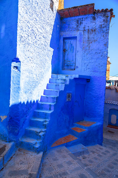 Chefchaouen Staircase