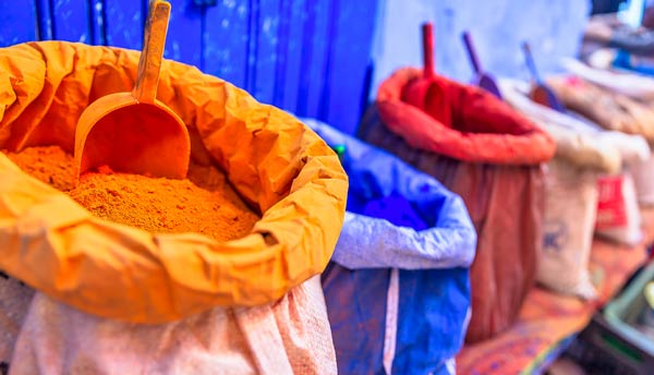 Morocco Paint Colors