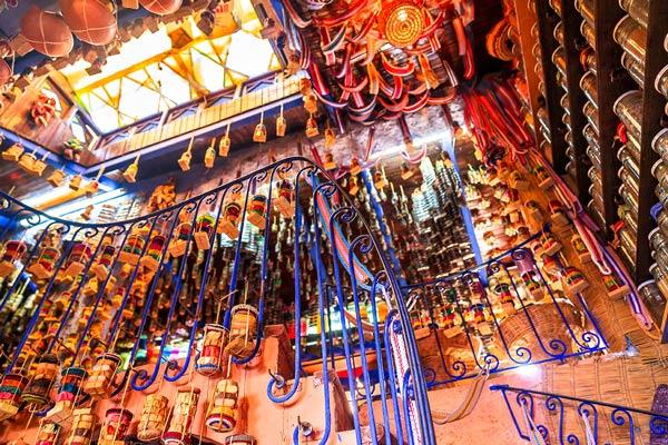 Morocco Shop Interior