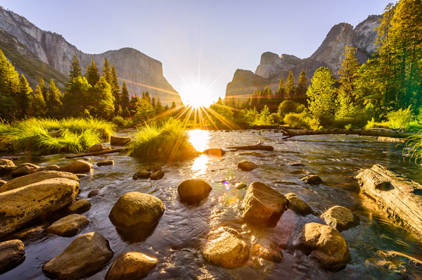 Yosemite Sunrise