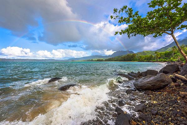 Kauai Rainbow Bay