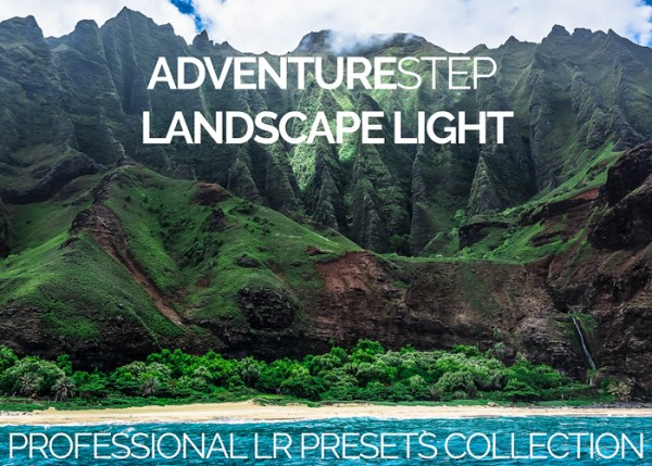 Landscape Light Professional Lightroom Preset