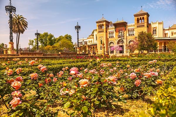 Gardens of Sevilla