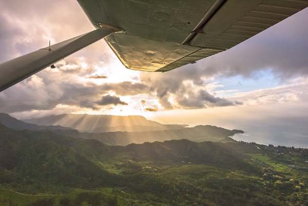 Sunbeams Flight