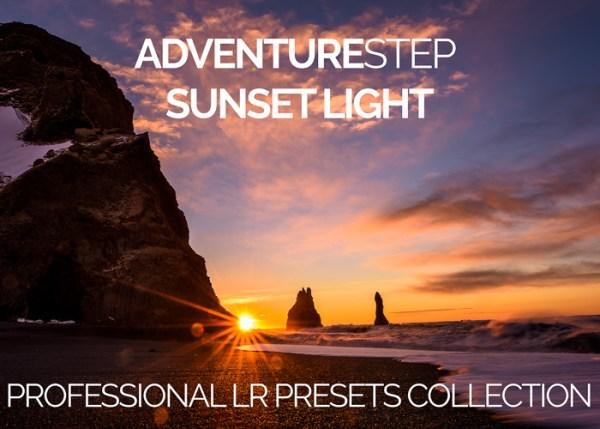 Sunset Light Professional Lightroom Preset