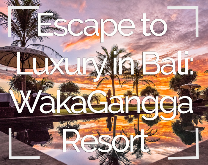 Escape to Luxury in Bali: WakaGangga Resort