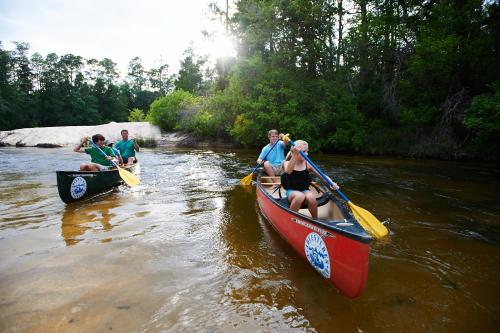 Coldwater Creek Canoeing
