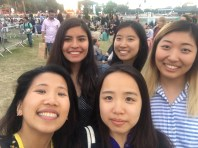 CEO girls take over Hyde park