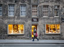The Fudge House – Edinburgh, Scotland | Adventures with Andrea