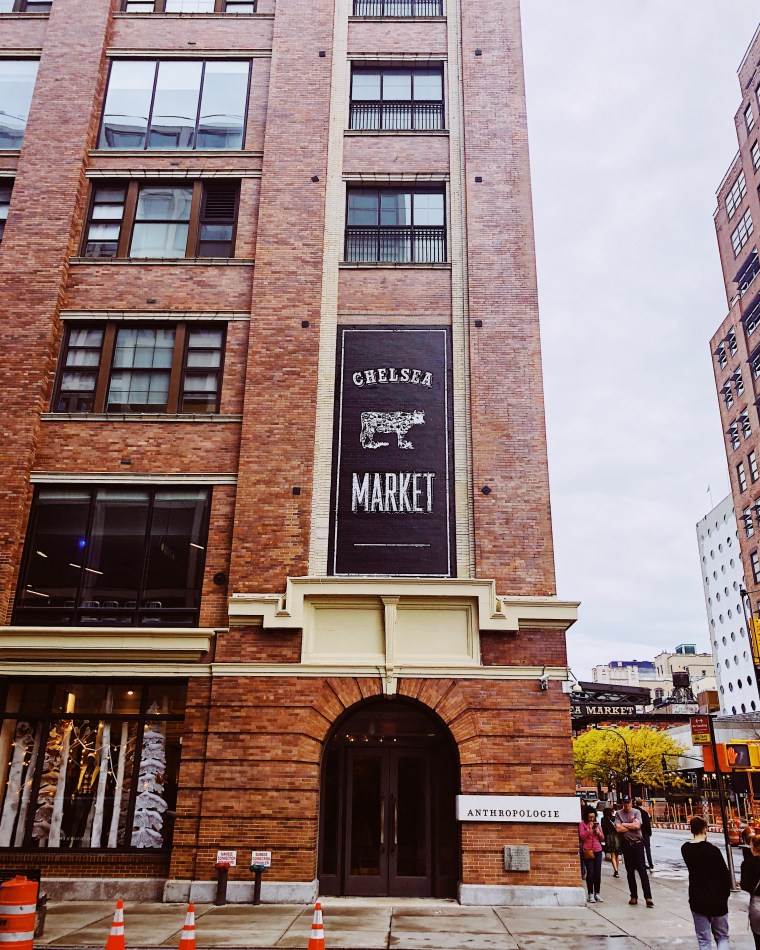 New York City's Chelsea Market – Adventures With Crystal