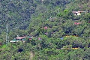 Camp on 4 Day Inca Trail Trek