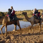 Loisaba Lodge - Camel Riding