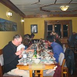 Mende Lodge - Dining