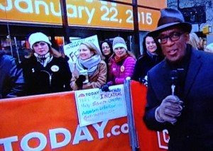 Charity Trips for Make a Difference Now - as seen on the Today Show